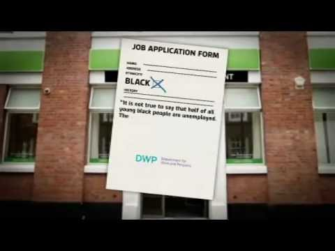 Over 50% Young Black Men Unemployed