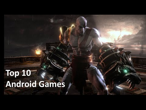 Top 10 High Graphic Games For Android 2015-2016