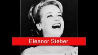 Eleanor Steber: Puccini - Madama Butterfly,