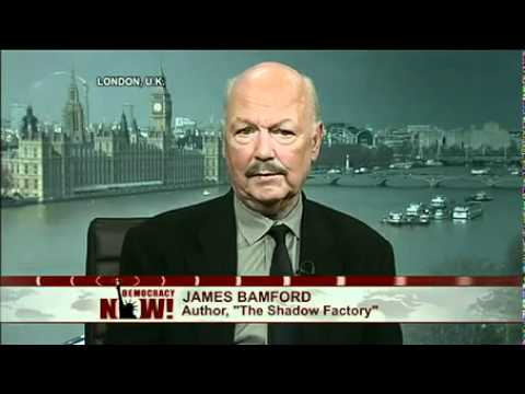 James Bamford: Inside the NSA's Largest and Most Expansive Secret Domestic Spy Center 2 of 2