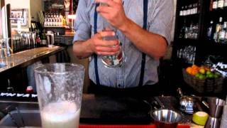 Pisco Sour @ Fcuk Yoga Bar, Essen (germany)