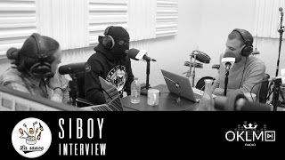 #La Sauce - Invité :  SIBOY sur OKLM Radio - 16/01/17