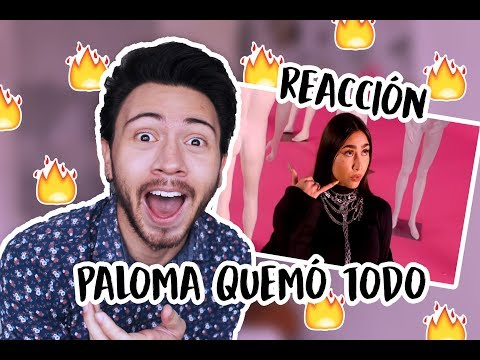 REACCIÓN A &39;DON&39;T TALK ABOUT ME&39; - PALOMA MAMI  Niculos M