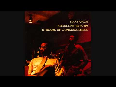 "Max Roach & Abdullah Ibrahim ""Consanguinity"""