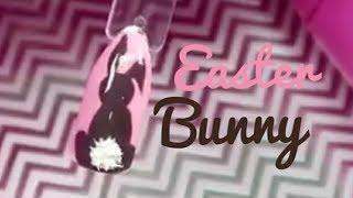 💅💅 Easter Nails 💅💅 :: Bunny :: Nailart by Natalia