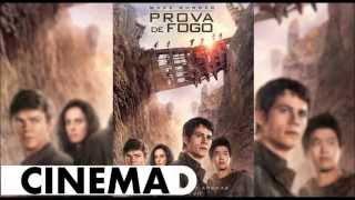 Maze Runner: Prova de Fogo - Trailer dublado