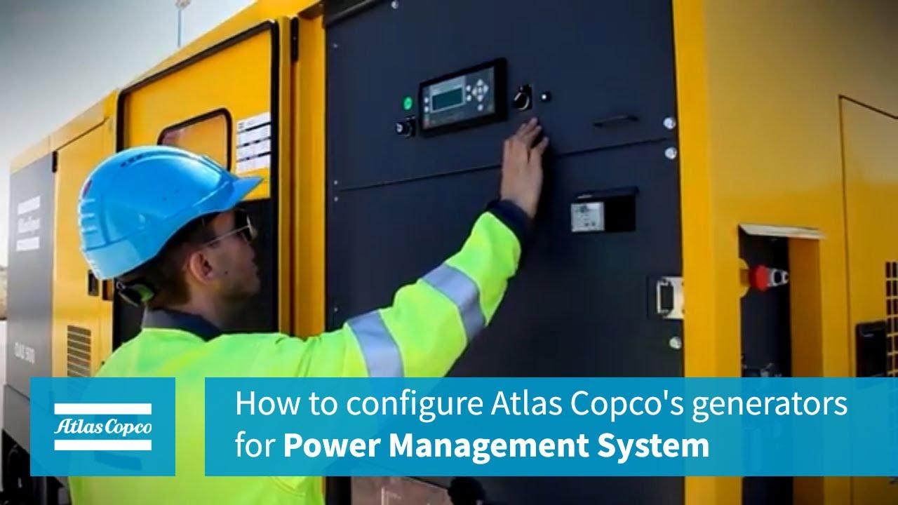 how to configure atlas copco\u0027s generators for power management system Wiring Atlas Lift