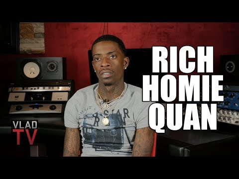 Rich Homie Quan Discusses Former Feud With Ralo, Wishing Him The Best