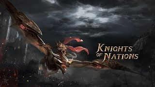 KNIGHTS OF NATION ANDROID GAMEPLAY