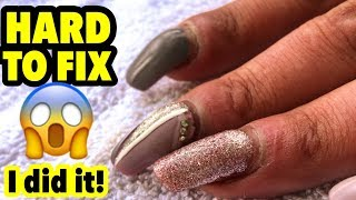 EXTREME HARD WORKER NAILS #TRANSFORMATION | Simply The Best Nail Art Designs & Ideas 2018