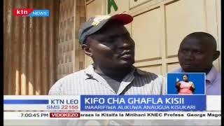 Kifo cha Ghafla kisii: Marehemu inaarifiwa alikuwa anaungua kisukari