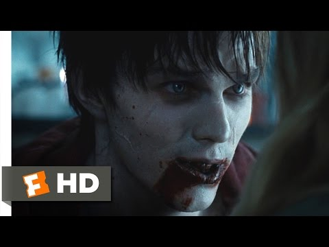 Warm Bodies (1/9) Movie CLIP - Saved By A Zombie (2013) HD