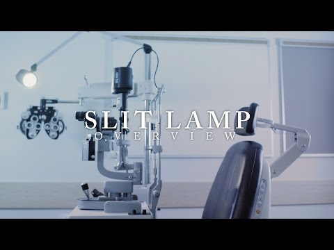 Slit Lamp Overview - OPHTHALMOLOGY - Ep 1