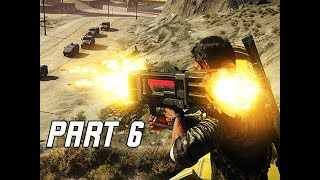 JUST CAUSE 4 Walkthrough Gameplay Part 6 - Power Station (JC4 Let