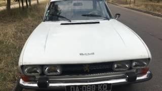 Lion's Afternoon : la 504 Peugeot sort du bois