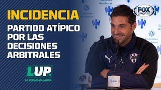 ¿Qué dijo Diego Alonso del arbitraje en el Monterrey vs. América? La respuesta te sorprenderá