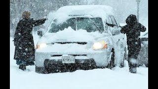 Une vague de froid sans précédant s'abat sur des provinces du Canada