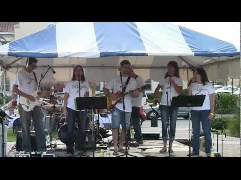 God is Alive - cover by PURPOSE @Flavor of Jacksonville Event