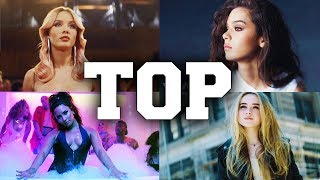 TOP 50 Most Popular Female POP Songs of 2017