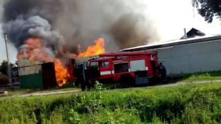 Пожежа в селі Данівка, Козелецького району, Чернігівської області(3 вересня 2016р., 2016-09-03T16:24:07.000Z)