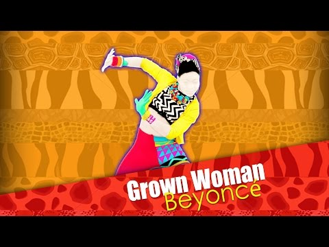 Just Dance 2015 - Grown Woman by Beyoncé (Fanmade Mash'up)
