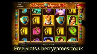 Royal Dynasty Slot Machine - Novomatic online Casino games for Free