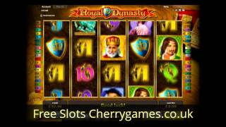 Royal Dynasty Slot Machine - Novomatic online Casino games for Free