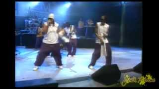 Youth X-treme live in St. Maarten - bakeet oup (back it up)