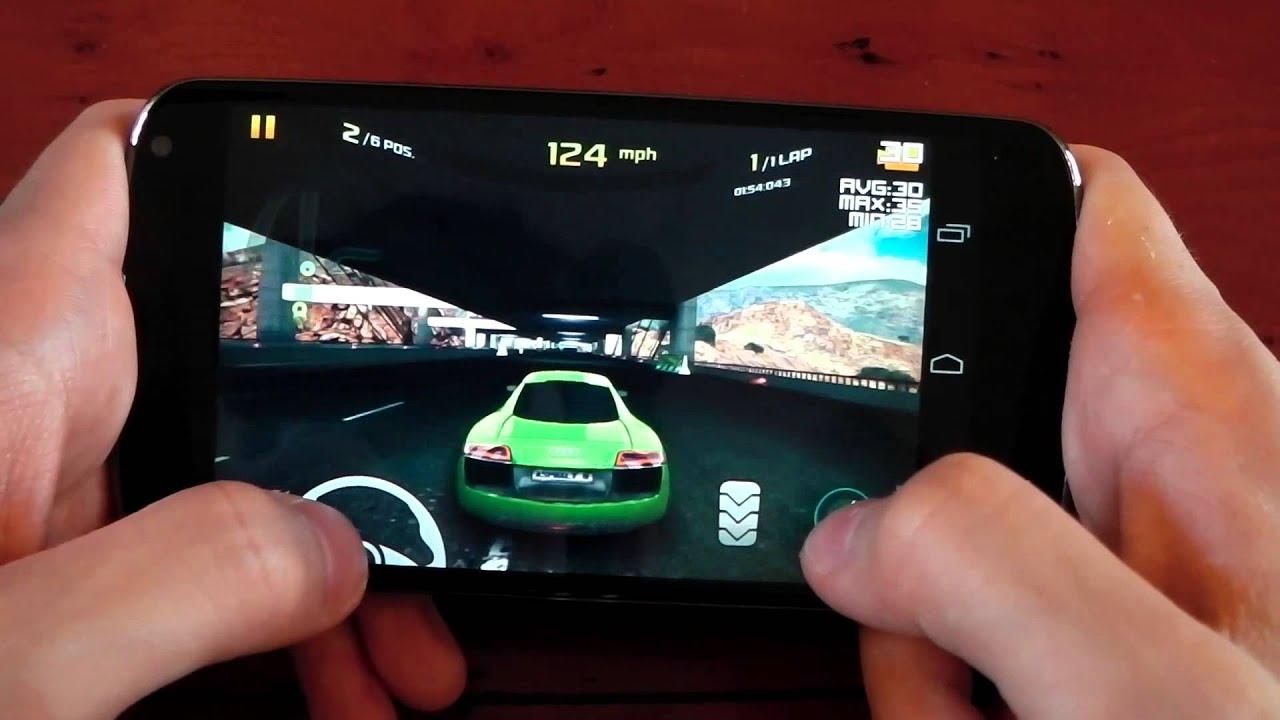 Google nexus 4 review pictures it pro - Nexus 4 Asphalt 8 Gaming Performance Review Fps Meter