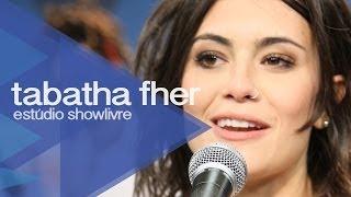 """Tabatha Fher recebe Walmir Borges para uma versão de """"Zazueira"""" no Estúdio Showlivre"""