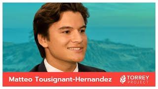 Torrey Project Incubator Testimonial   Matteo Tousignant-Hernandez