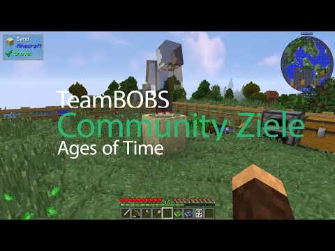 Minecraft - Ages of Time - Trailer, Intro und Info - ab 04.12.2017