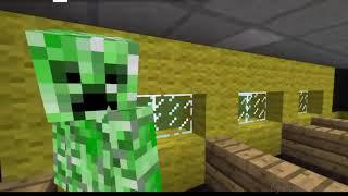 Minecraft Okul zamanı