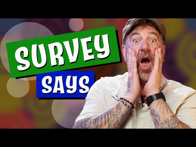 I Asked 50+ People ... WHAT'S YOUR BIGGEST OVER-50 SURPRISE?
