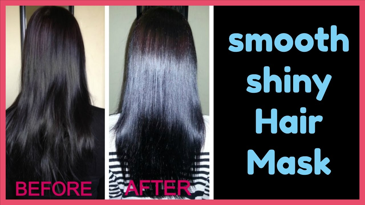 How To Get Soft Shiny Silky Hair Naturally At Home