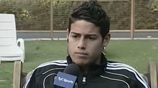James Rodriguez - Respuesta complicada