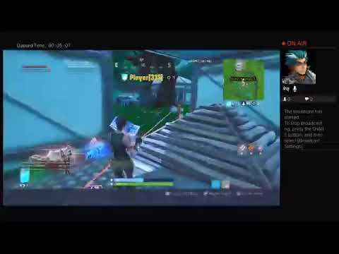 Xp Gang Fortnite Stream