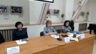 Видеоконференция с Уполномоченным по правам ребенка в Новосибирской области