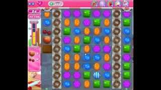 Candy Crush Saga Level 454 - 3 Stars No Boosters
