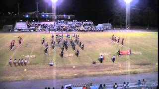 nansemond river high school marching band 2014 wbhs band of champions competition