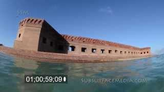 Fort Jefferson Over and Under Wide
