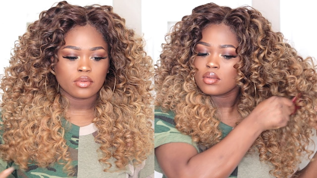 How To Beyonce Inspired Hairstyle From Scratchcolor Construction