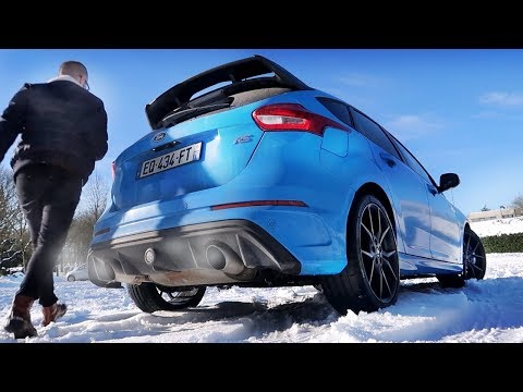 Sound Exhaust Ford Focus RS  Sport