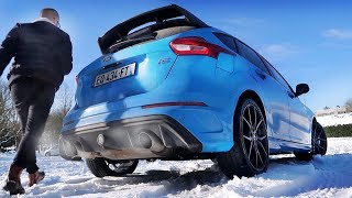 Sound Exhaust Ford Focus RS 2018 Sport