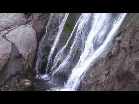 Aber Falls, Gwynedd, North Wales