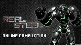 Online Compilation! | Real Steel