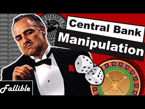 Is The Federal Reserve Manipulating Markets And YOUR Money? - The Fed Explained Pt. 1