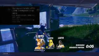 FORTNITE CON XxAl3xX