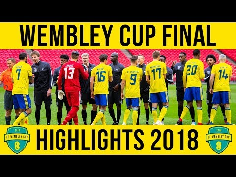 WEMBLEY CUP FINAL 2018 HIGHLIGHTS