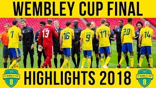 WEMBLEY CUP FINAL 2018 HIGHLIGHTS